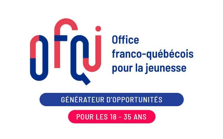 OFQJ France : Office franco-québécois pour la jeunesse