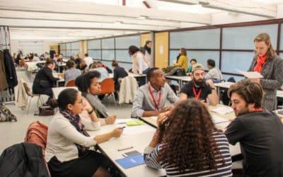 L'ENA accueille la 3e journée et les premiers ateliers de la GREF