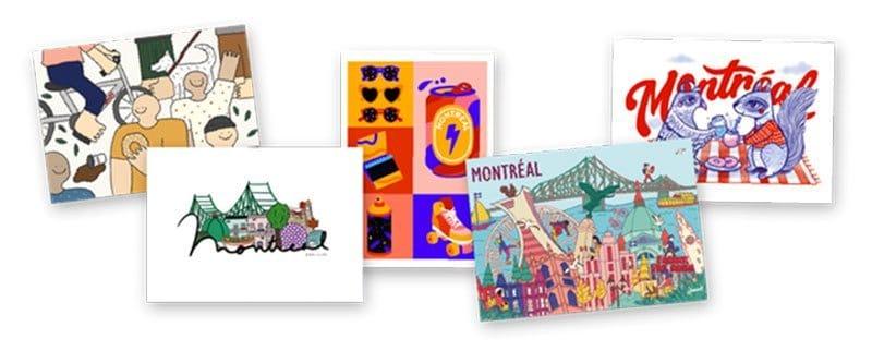 Montréal en couleurs