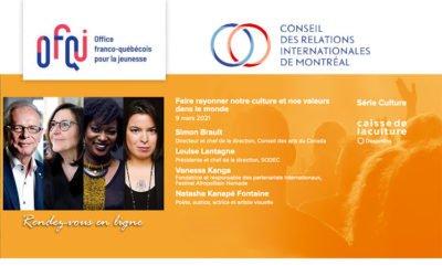 Table-ronde | Diplomatie culturelle québécoise : quelles opportunités sur la scène internationale ?