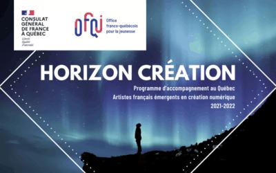 Horizon création 2021