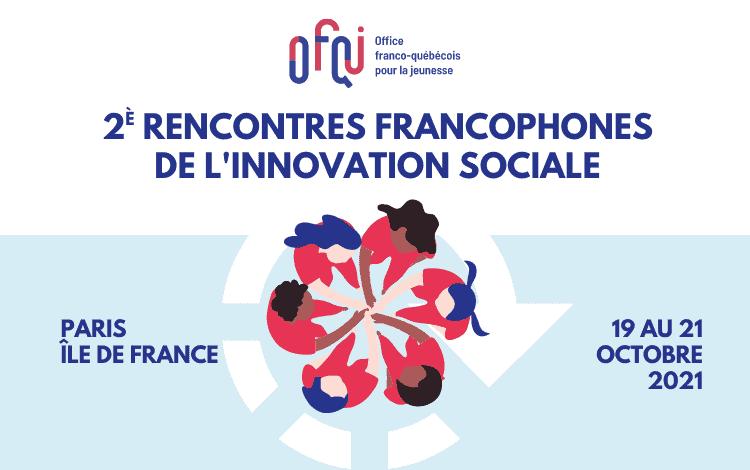 Rencontres francophones innovation sociale 2021