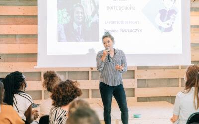 Les Audacieuses : l'OFQJ 2021 décerne son prix à la fondatrice de Boîte de Boîte