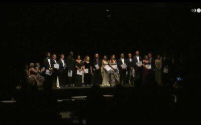 Damien Gastl remporte le prix OFQJ au Concours international de chant des Nuits lyriques de Marmande